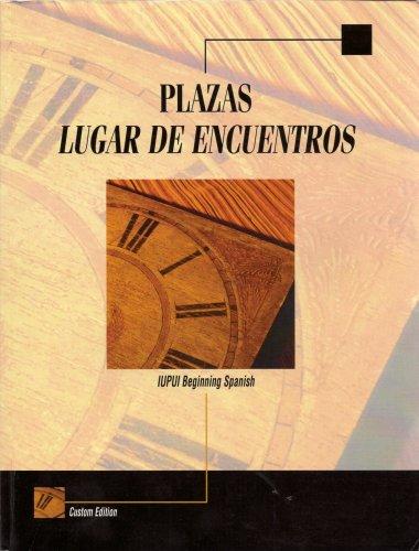 9781413067835: Plazas: Lugar de Encuentros