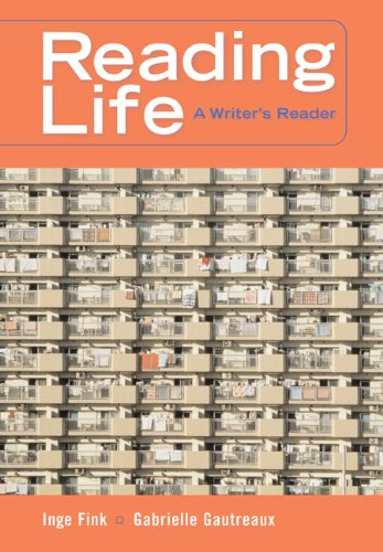 9781413080728: Bundle: Reading Life: A Writer's Reader (with InfoTrac) + InSite Student Guide with InSite 1-Semester - Bundle Version Printed Access Card
