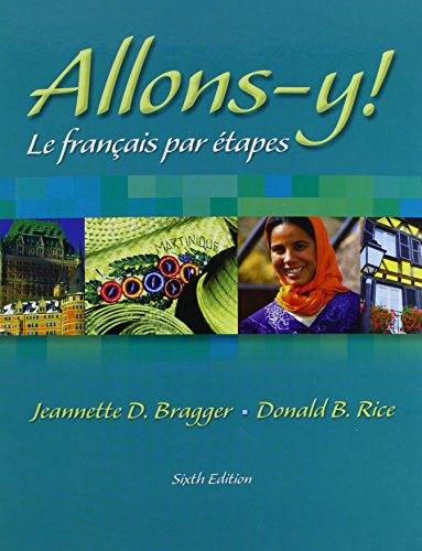 9781413092097: Bundle: Allons-y! Text/Audio CD Pkg + Quia Passcard