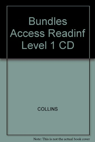 9781413094626: Bundles Access Readinf Level 1 CD