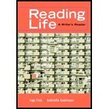 Reading Life: A Writer's Reader >Custom<: Inge Fink