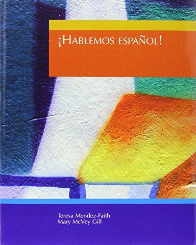 9781413099072: Hablemos Espanol!