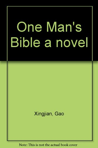 9781413215588: ONE MAN'S BIBLE