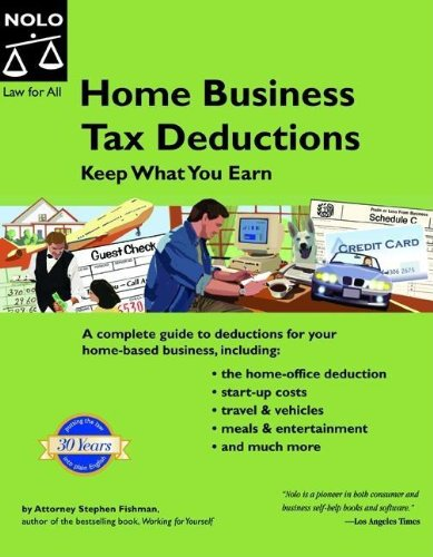 9781413300796: Home Business Tax Deductions: Keep What You Earn
