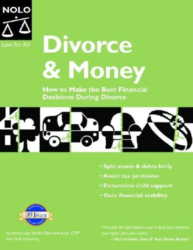 9781413300826: Divorce & Money: How to Make the Best Financial Decisions During Divorce