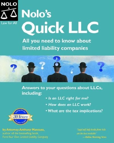 9781413301434 Nolo S Quick Llc All You Need To Know About Limited