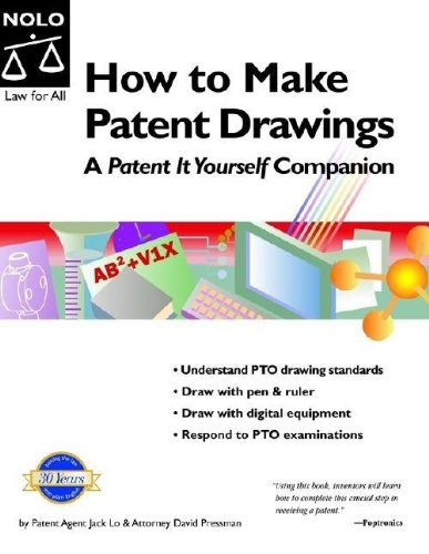 9781413301977: How To Make Patent Drawings: A Patent It Yourself Companion 4th Edition