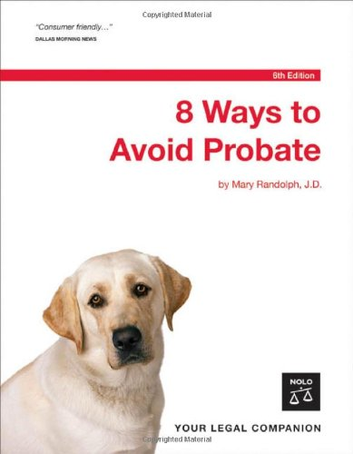 9781413304008: 8 Ways to Avoid Probate