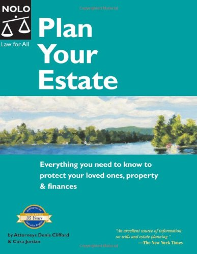 9781413304060: Plan Your Estate