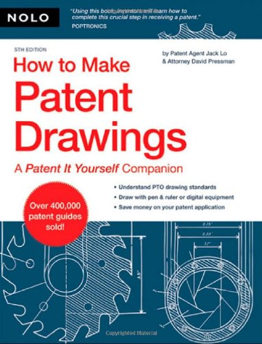 9781413306538: How to Make Patent Drawings: A Patent It Yourself Companion