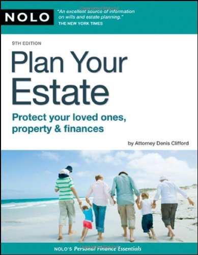 9781413307610: Plan Your Estate