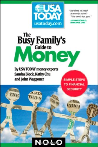 9781413308365: Busy Family's Guide to Money (USA TODAY/Nolo Series)