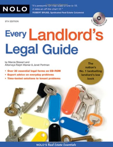 9781413308563: Every Landlord's Legal Guide