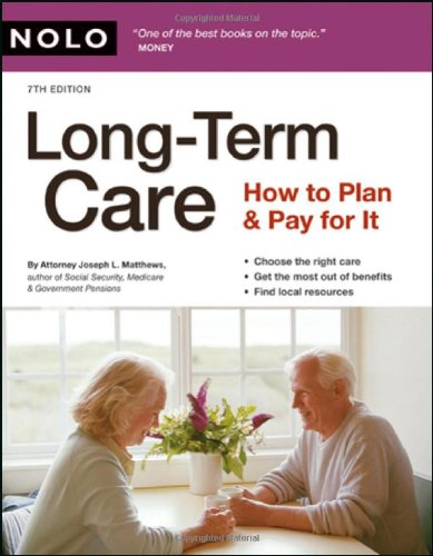 9781413308983: Long-Term Care: How to Plan & Pay for It