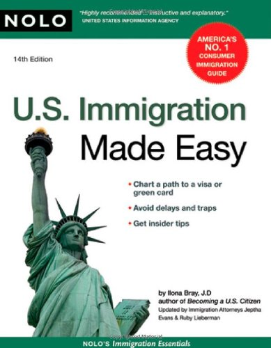 9781413309218: U.S. Immigration Made Easy