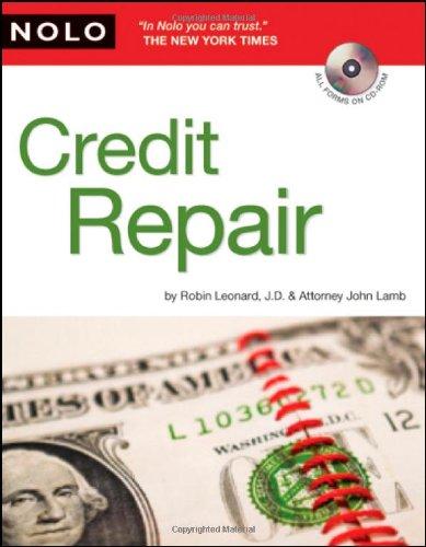 9781413310191: Credit Repair