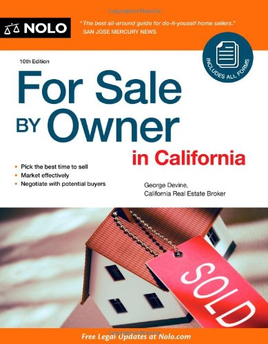 9781413310955: For Sale By Owner in California