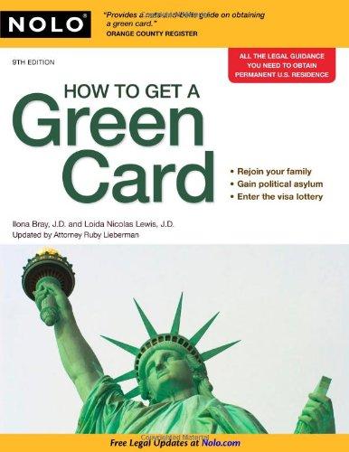 9781413311037: How to Get a Green Card