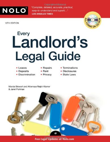 9781413311976: Every Landlord's Legal Guide