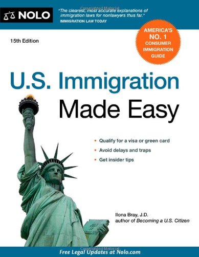 9781413312072: U.S. Immigration Made Easy