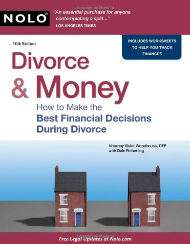9781413313147: Divorce & Money: How to Make the Best Financial Decisions During Divorce