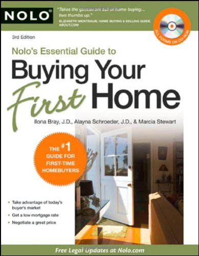 9781413313222: Nolo's Essential Guide to Buying Your First Home