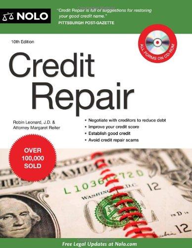 9781413314205: Credit Repair