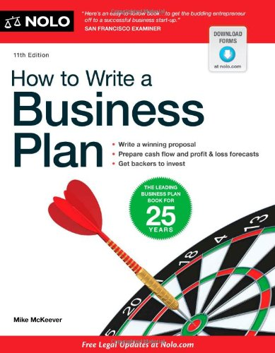 9781413317497: How to Write a Business Plan