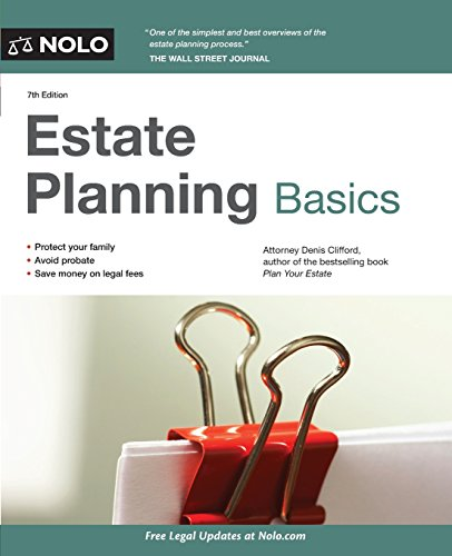 9781413319255: Estate Planning Basics