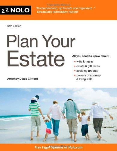 9781413320183: Plan Your Estate