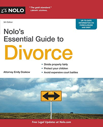9781413320367: Nolo's Essential Guide to Divorce