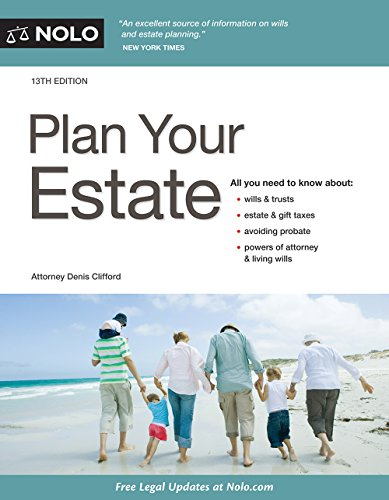 9781413322859: Plan Your Estate