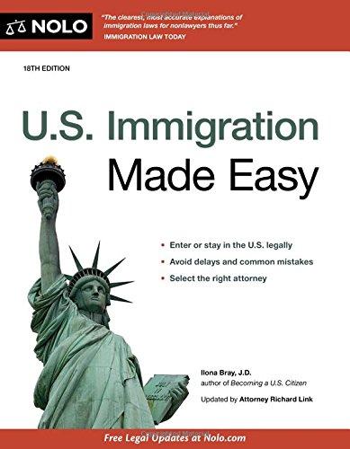 9781413323672: U.S. Immigration Made Easy