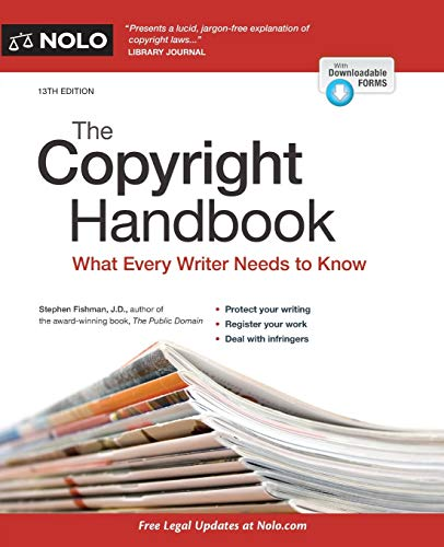 9781413324266: The Copyright Handbook: What Every Writer Needs to Know