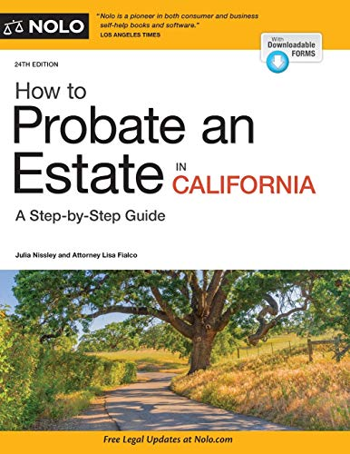 9781413324884: How to Probate an Estate in California