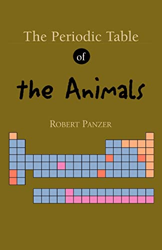 9781413405941: The Periodic Table Of The Animals