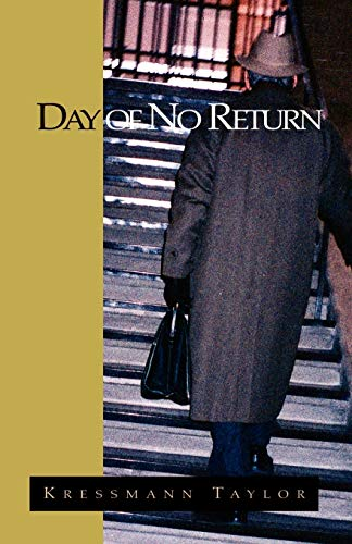 9781413411812: Day of No Return: (Until That Day)