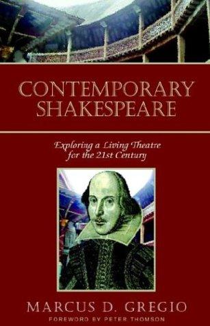 9781413417203: Contemporary Shakespeare