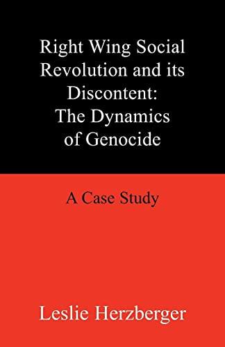 The Dynamics of Genocide: Leslie Herzberger