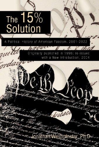 9781413436303: The Fifteen Percent Solution