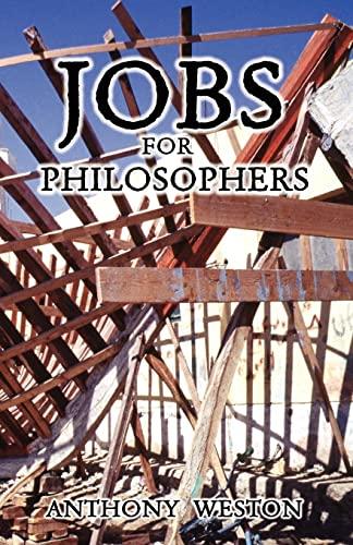 9781413440096: Jobs for Philosophers