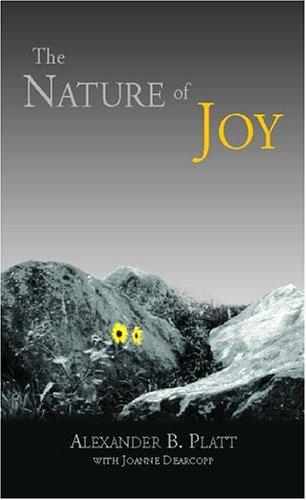 The Nature of Joy: PhD Alexander B