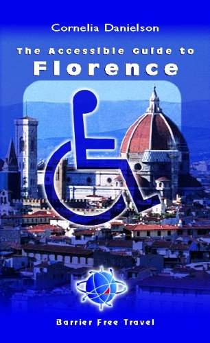 9781413457308: The Accessible Guide to Florence