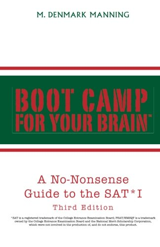 9781413464719: Boot Camp for Your Brain: A No-Nonsense Guide to the SAT* I, 3rd Edition