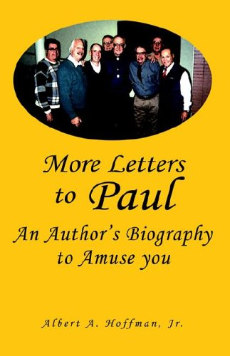 More Letters To Paul (1413475272) by Albert Hoffman
