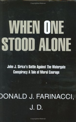 9781413479072: When One Stood Alone