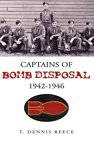 9781413482454: Captains of Bomb Disposal 1942-1946