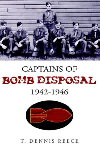 9781413482461: Captains of Bomb Disposal 1942-1946