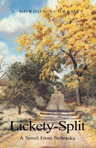 9781413485042: Lickety-Split: A Novel From Nebraska