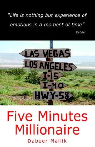 9781413493153: Five Minutes Millionaire